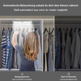 automatisches Schranklicht mit Batterie Schweiz