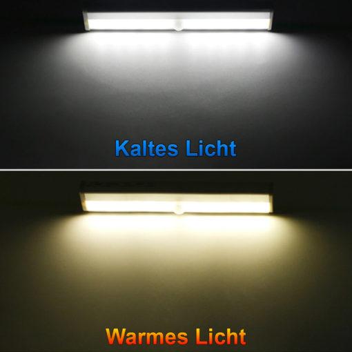 LED Schranklicht mit Batterie Schweiz