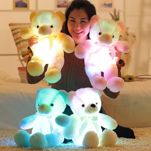 Leucht Teddy Bär Schweiz