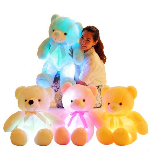 Leucht Teddy Bär LED