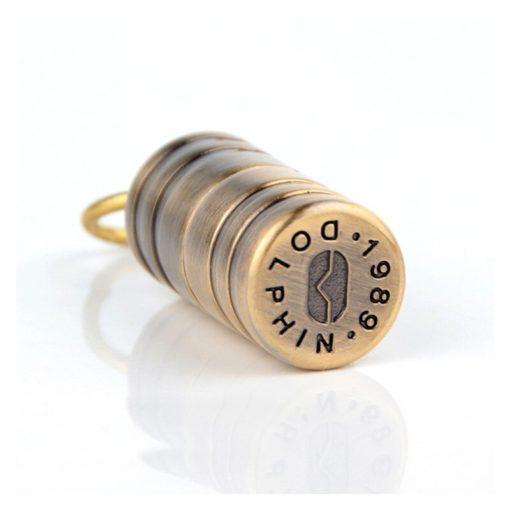Mini Schlüsselanhänger Kerosin Feuerzeug