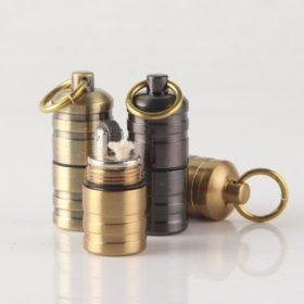 Mini Schlüsselanhänger Feuerzeug Zippo