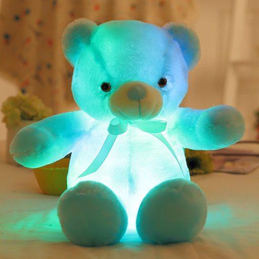 Leuchtender Plüsch Teddy Bär Gross