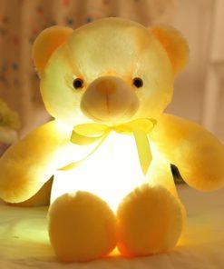 Leuchtender Plüsch Teddy Bär