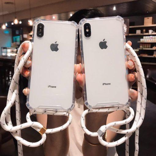 iPhone Umhänge Hülle Schweiz