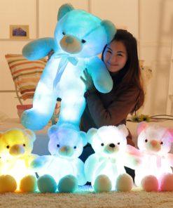 Leuchtender Teddy Bär Schweiz