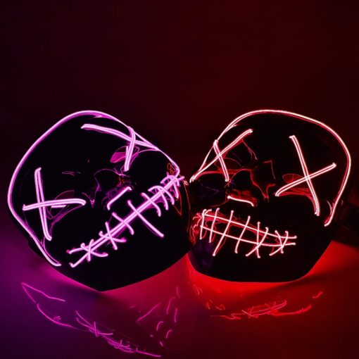 Purge Maske LED