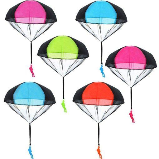 Wurfsoldat Fallschirm Springer Spielzeug