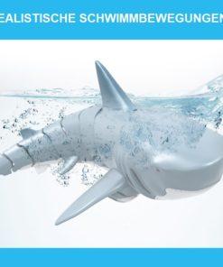 Ferngesteuerter Hai Schweiz