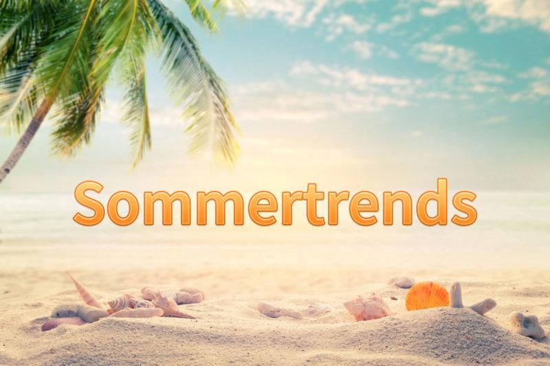 Sommer Trend Produkte Schweiz