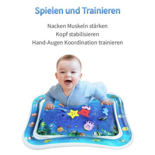 Baby Wassermatte Spielmatte