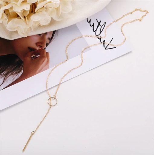 Mode Schmuck, Damen Schmuck, Halskette, Dekolleté, Schmuckfachhandel Schmuck Online-Shop Schweiz