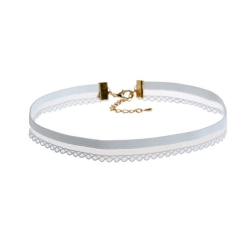 Chocker Halskette, Spitze Halsband Set,Schmuckshop Schweiz