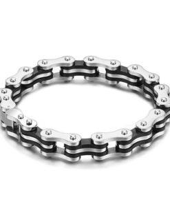 Männer Armband Motorradkette, Bikerarmband, Männerschmuck, Männer Armband, Schmuckshop Schweiz