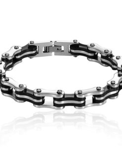 Männer Armband Motorradkette, Bikerarmband, Männerschmuck, Männer Armband