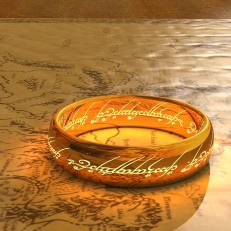 Der Eine Ring aus Herr der Ringe kaufen