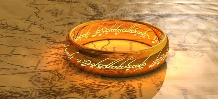 """""""Der Eine Ring"""" aus """"Herr der Ringe"""" kaufen"""