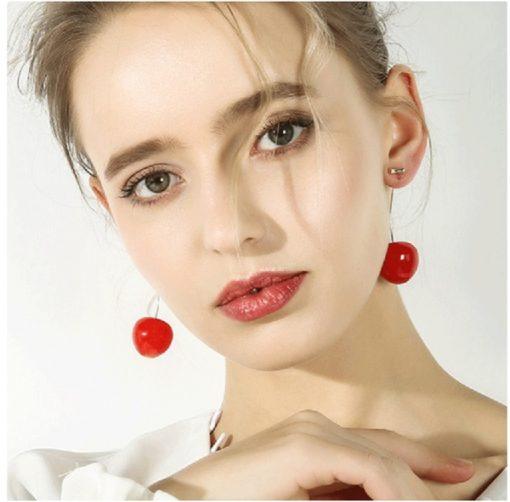 Kirsch Ohrringe Mädchen Schweiz