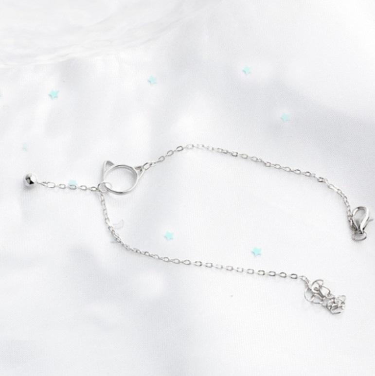 Silber Armband Katze Schweiz