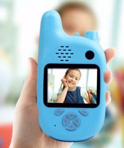 Kinder Walky Talky Kamera Handy