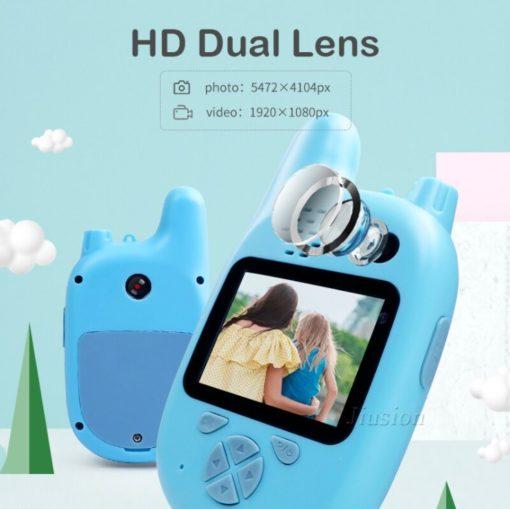 Kinder Handy Smartphone, Kinder Kamera, Selfie Kamera für Kinder