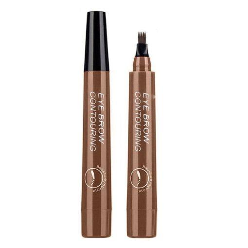Härchenzeichnung Augenbrauen Stift