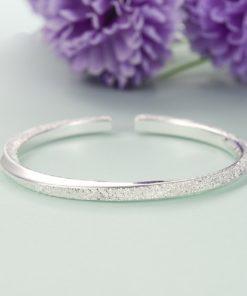 Twisted Armreif Silber Mode Schweiz kaufen
