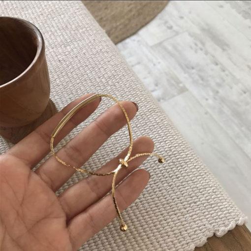 Feines Gold Damen Armband kaufen