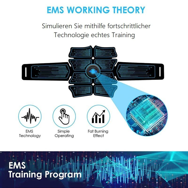 EMS, Bodytrainer, Elektrostimulation Training, kaufen Schweiz