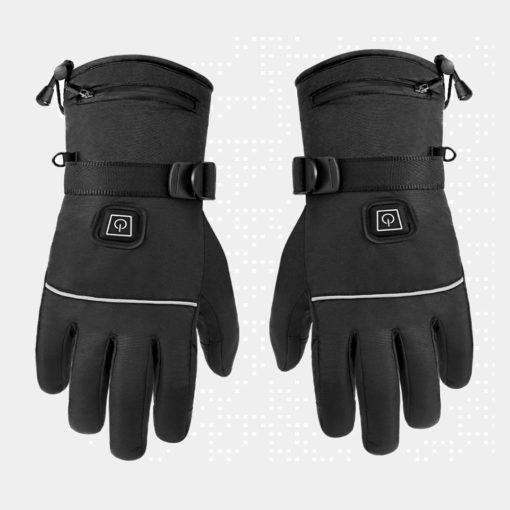 Motorrad und Skihandschuhe beheizbar, beheizte Handschuhe wasserdicht