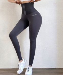 Yoga Training Leggings Hohe Taille