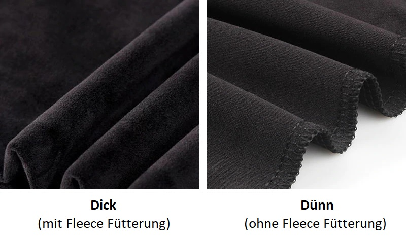 Fleece Leder Leggings kaufen Schweiz