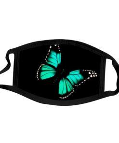 bedruckte Stoffmaske mit schönem Design Schweiz