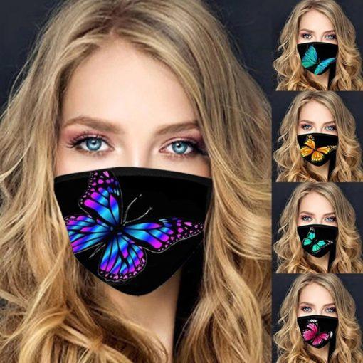 Schöne Damen Stoffmasken kaufen Schweiz