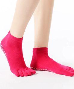 Anti Rutsch Yoga Socken mit Zehen kaufen Schweiz