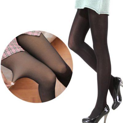unstichtbare warme Strumpf Leggings