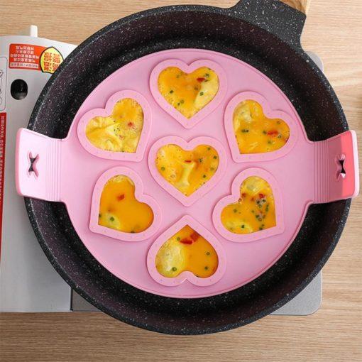 Herz Pancake Form Schweiz