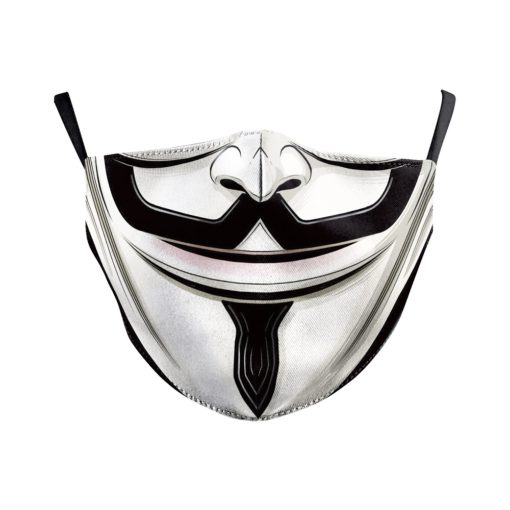 Anonymous Stoffmaske V wie Vendetta Schweiz
