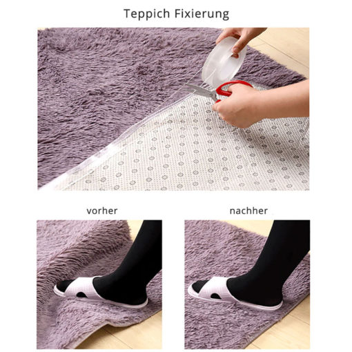 Teppich fixier Klebeband