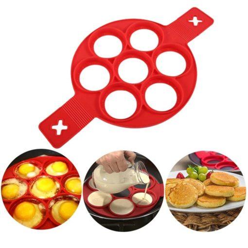 Silikon Pancake Form Schweiz