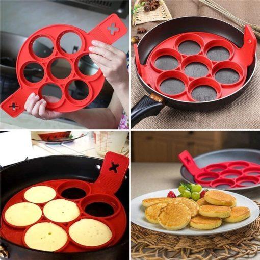 Pfannkuchen Form Silikon Schweiz
