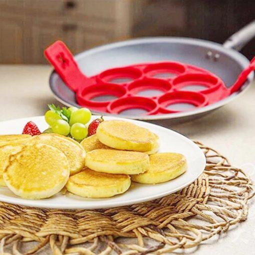 Pfannkuchen Form für die Pfanne