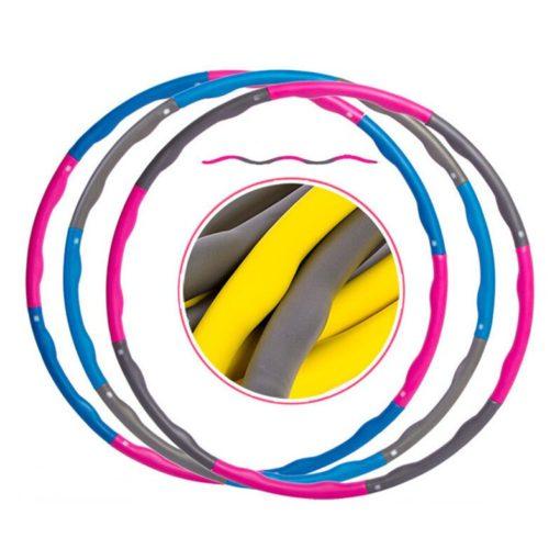 Zusammensteck Hula Hoop Reifen kaufen