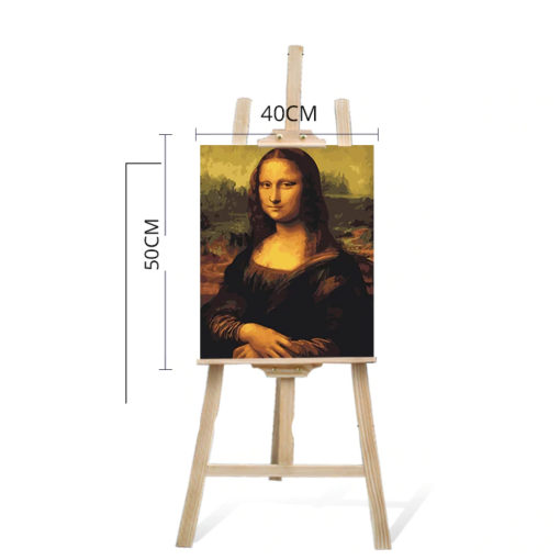 Malen nach zahlen Mona Lisa Schweiz