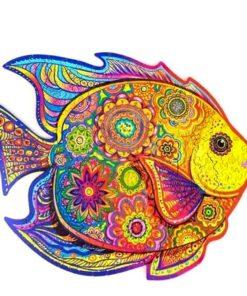 Fisch Puzzle aus Tierfiguren kaufen Schweiz