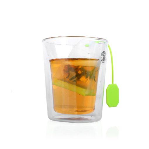 wiederverwendbare Teebeutel Silikon-Teebeutel umweltfreundlich kaufen