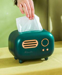 Taschentuchspender Box Retro