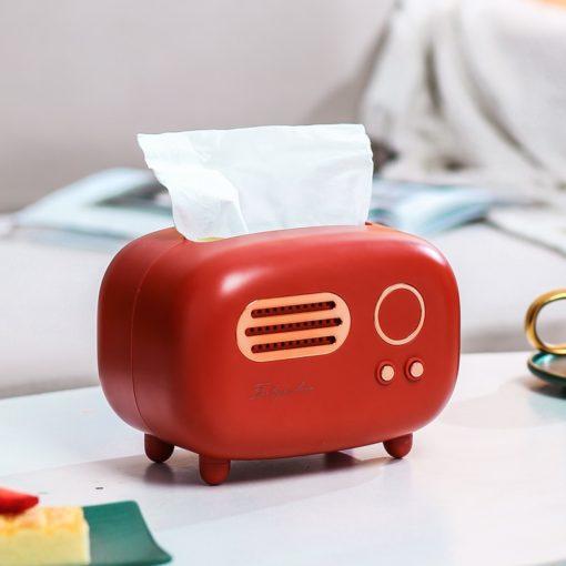 Schöne Taschentuchbox