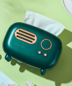 Radio Taschentuch Spender Box