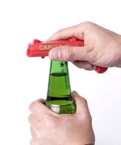 Flaschenöffner Bierdeckel Pistole